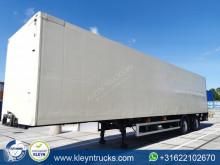 Semirremolque furgón Tracon Uden TO.S.1218