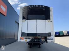 Trailer koelwagen mono temperatuur Pacton silent City-Reefer, Carrier Vector 1850 D/E, 2.218St., Ladebordwand 2.500kg, NL, TÜV