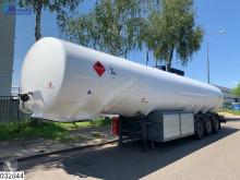 Semirremolque LAG Fuel 45500 litres, 5 Comp, 2 liquide counters cisterna usado