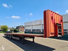 Krone Mega Platform OL-36-HH semi-trailer used flatbed