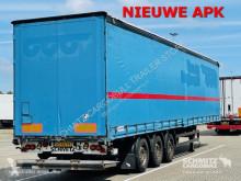 Naczepa Schmitz Cargobull Curtainsider Standard Ladebordwand firanka używana