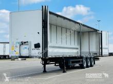 Schmitz Cargobull box semi-trailer Trockenfrachtkoffer Standard Doppelstock Faltwandtür links