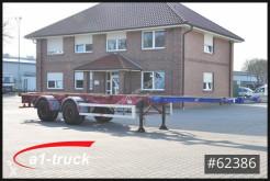 Anhænger Schmitz Cargobull CFS 20, Blatt, Container, BPW, KEIN ABS chassis brugt