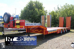 Ceylan Treyler carrellone con buche nuovo semi-trailer new heavy equipment transport