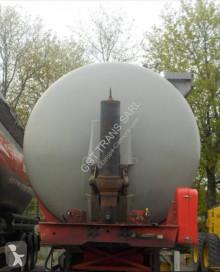Semi reboque cisterna pulverulente Feldbinder