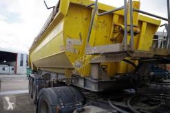 Semitrailer vagn för stengrundsläggning Kögel SBENNE ENROCHEMENT 3 ESSIEUX