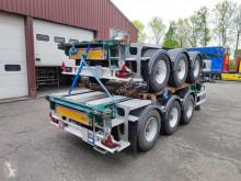 Návěs Van Hool 3B0070 - 20/30FT ADR - 3-Assen BPW - Schijfremmen - Quicklocks - 5 units Available! (O604) nosič kontejnerů použitý