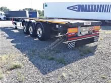 Naczepa Zorzi Portacontainer Fisso do transportu kontenerów używana