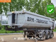 Semitrailer Kipper 28m3 flak begagnad