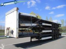 Návěs Krone Stack 3 trailers posuvné závěsy použitý