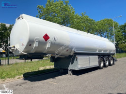 Semitrailer tank LAG Fuel 40000 Liter, 5 Compartments