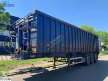 Semi reboque basculante LAG kipper Steel chassis and steel loading platform