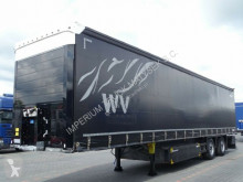 Schmitz Cargobull tarp semi-trailer CURTAINSIDER /STANDARD / 2 AXES /PALLET BOX /