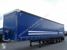 Semirimorchio centinato alla francese Schmitz Cargobull CURTAINSIDER/STANDARD/LIFTED AXLE/COILMULD -7,2M