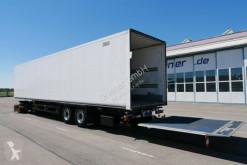 Náves dodávka Schmitz Cargobull SKO SKO 18/ LBW 2000 kg / 2 x ZURRLEISTE / ZURRINGE