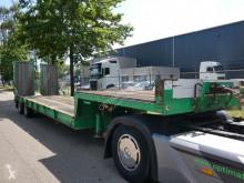 Полуремарке Nicolas STE25B LAMMES/SPRING/BLATT превоз на строителна техника втора употреба