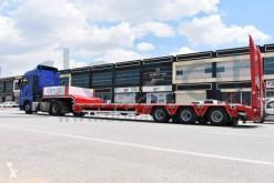 Semitrailer Donat 3 axle lowbed semitrailer maskinbärare ny