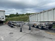 Naczepa Asca Non spécifié do transportu kontenerów używana