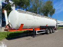 Semitrailer Feldbinder Silo tank begagnad