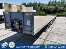 System Trailers flatbed semi-trailer PRSH 27-BW hard wooden floor wi
