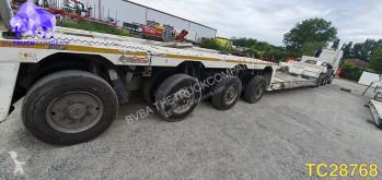 Náves Nooteboom Low-bed náves na prepravu strojov ojazdený