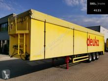 Semitrailer Reisch RSBS-35/24LK / Alu-Felgen / Liftachse rörligt underlag begagnad