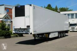 Félpótkocsi Krone Carrier Vector 1550 /Strom/DS/Lift A/Miete 1580€ használt izoterm