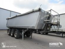 Naczepa Schmitz Cargobull Semitrailer Tipper Alu-square sided body 27m³ wywrotka używana