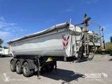 Semi remorque benne Schmitz Cargobull Kipper Stahlrundmulde