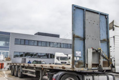 Semitrailer platta Schmitz Cargobull PLATEAU+PORTE KOOI