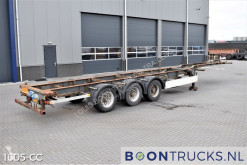 Semi remorque Pacton T3-007 | 40-45ft HC CONTAINER CHASSIS porte containers occasion