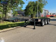Semi remorque porte containers Van Hool Container 20 / 30 FT