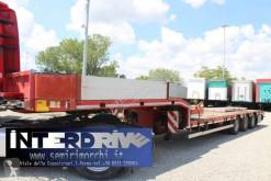 Návěs ES-GE nosič strojů použitý