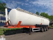 Feldbinder tanker semi-trailer Silo Silo / Bulk, 63000 liter, 63 M3