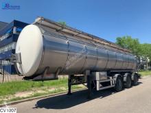 Groenewegen Food 34000 Liter, Isolated food tank Auflieger gebrauchter Tankfahrzeug