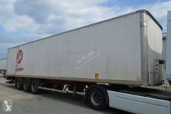 Naczepa Asca furgon używana