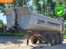 Semitrailer GSH OPK-38T-43-00E 24m3 Liftachse flak begagnad