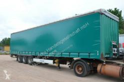 Krone tarp semi-trailer SD Profi Liner Edscha (8364)