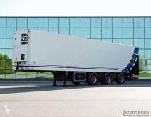 Félpótkocsi Van Hool VAN BEURDEN 3-AS KOEL VRIES 2x STUURAS LAADKLEP használt hűtőkocsi