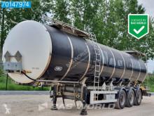 Semirimorchio cisterna prodotti chimici Van Hool VHLO-2015YK Bitumen / 33.500 Ltr / 1 Comp. / ADR