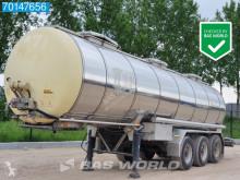 Burg élelmiszerszállító/büfékocsi tartálykocsi félpótkocsi BPO 12-27 Z NL-Trailer / 26930 Ltr / 1 / Food
