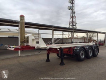 Semitrailer Renders BASCULANTE containertransport ny