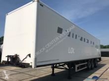 Draco mono temperature refrigerated semi-trailer Closed Body insulated TZA 342