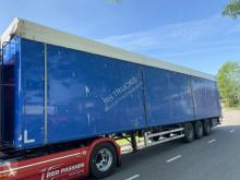 Semirimorchio Kraker trailers CF-200 fondo mobile usato