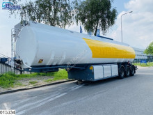 LAG tanker semi-trailer Fuel 50600 Liter, 6 Comp, 2 Liquid counter