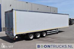Semi remorque Kraker trailers CF-200 fond mouvant occasion