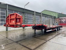 Semitrailer Van Hool 3H2002 | 6m Uitschuifbaar | 3x SAF maskinbärare begagnad