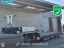 Naczepa do transportu sprzętów ciężkich Humbaur HTS30 Lift/Lenkachse Hartholz-Bodenn