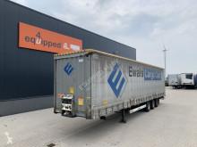 Návěs Krone Mega, speciale Code-XL-zeilen, BPW, Huckepack, hefdak, NL-trailer, APK: 11/2021, 5x beschikbaar posuvné závěsy použitý