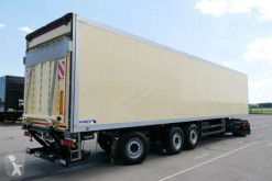 Schmitz Cargobull izoterm félpótkocsi SKO SKO 24/ CITY/LBW / TRIDEC / CARRIER /DOPPELSTOCK